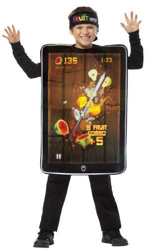 Rasta Imposta Hot Dog Child Halloween Costume Size Medium 7-10