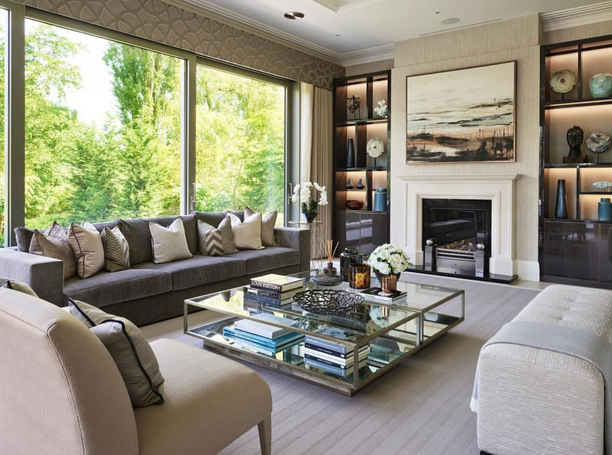4 Rules for Creating the Perfect Living Room - Jessica Elizabeth images