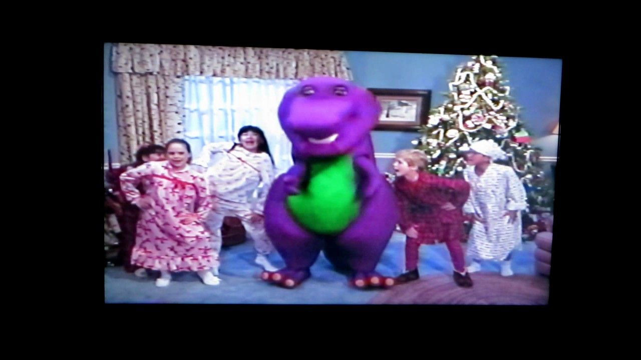 Barney Waiting For Santa, the Complete Show, 1990 ...