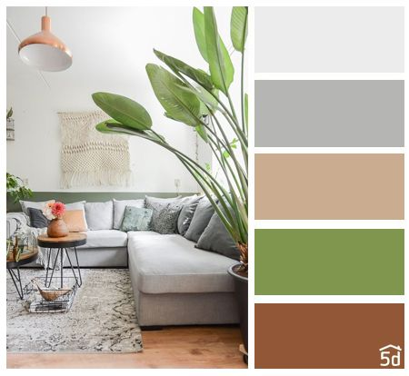 Interior, color palette, PLANNER 5D (With images ...