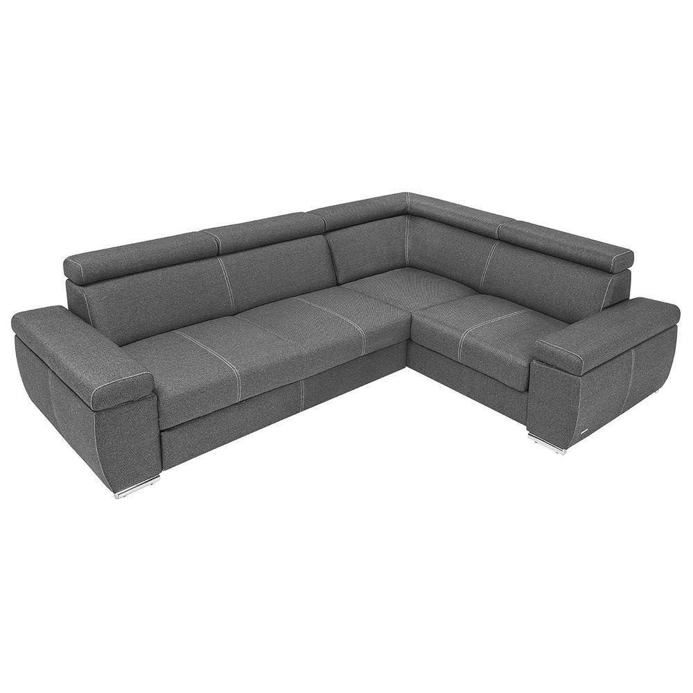 Modern Corner Sofa Bed Fabric Upholstery Sofa With Bed Function Storage Loft Corner Sofa Sofa Upholstery Fabric Sofa Bed
