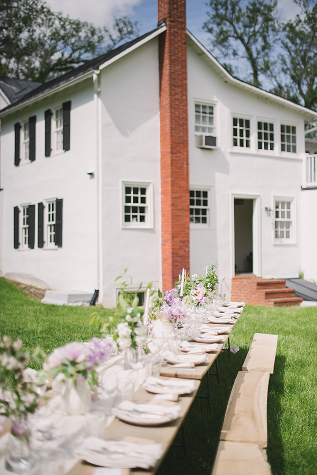 a daily something: A Daily Gathering | Spring Supper + The Art of Cooking with Flowers Workshop