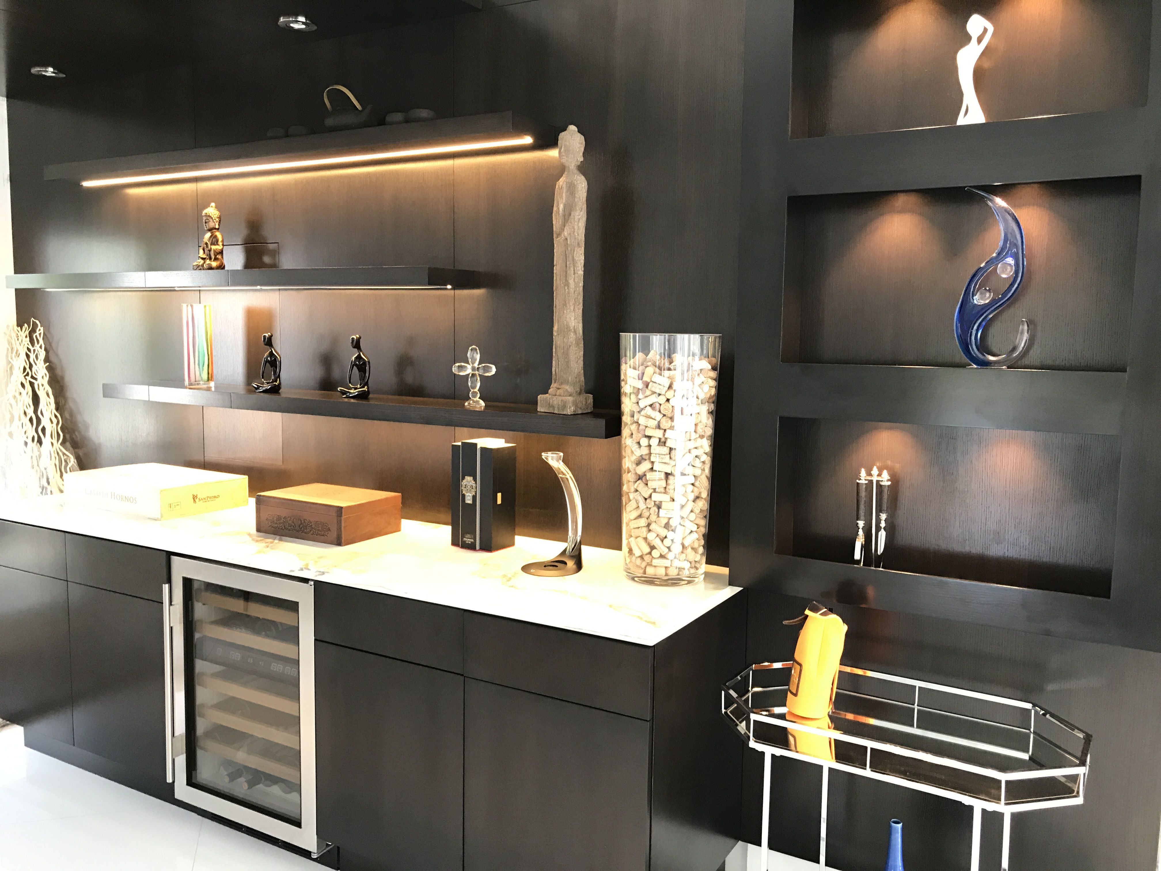 Pin by Linear Lighting on Linear Lighting Miami | Kitchen ...