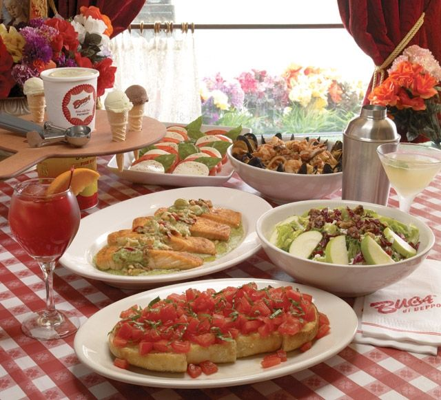 Family Style Meal Nashville Bridal Shower Option