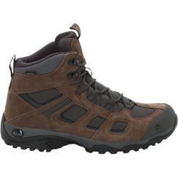Photo of Jack Wolfskin Waterproof men's hiking shoes Vojo Hike 2 Texapore Mid Men 44.5 brown Jack Wolfskin