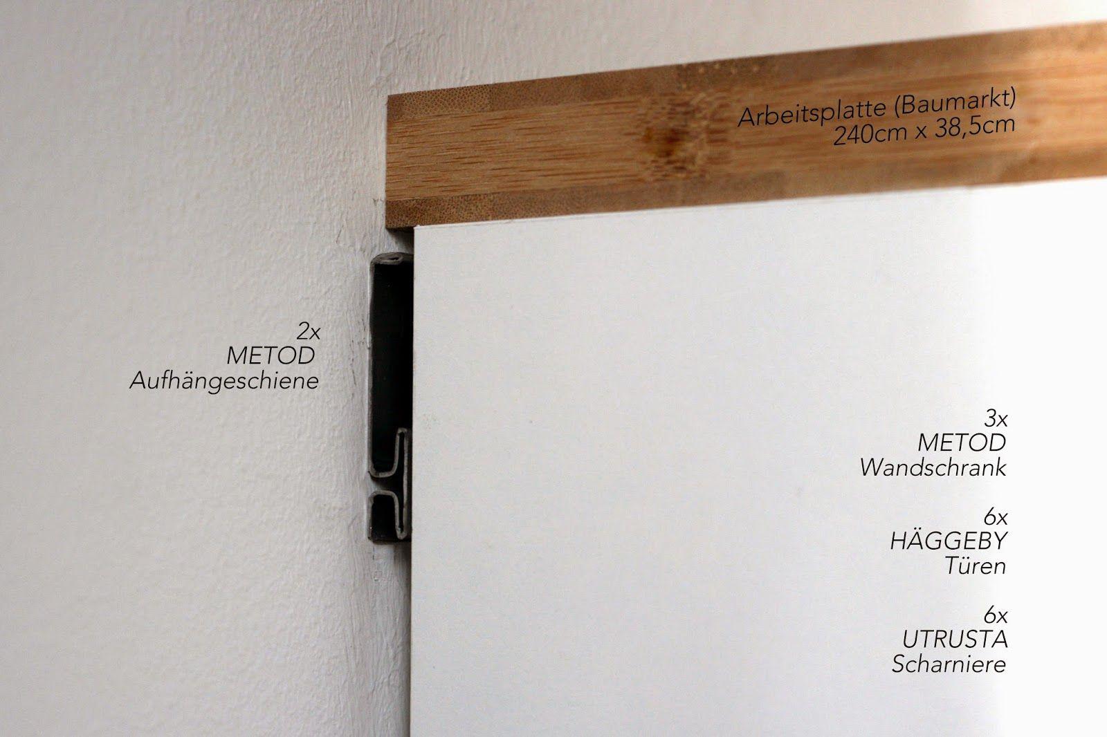 Ikea Hack > Billy Schränke mit Häggeby Küchentüren! | Neue
