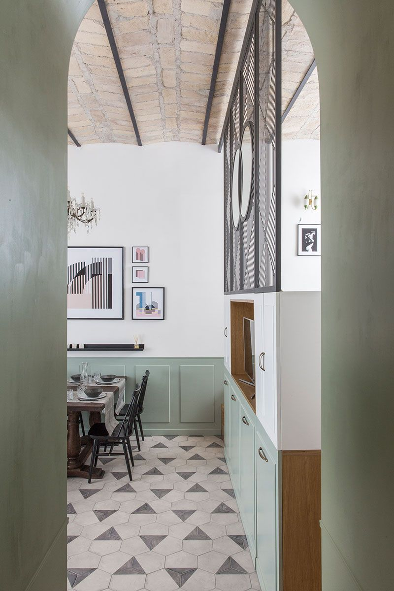 Cool rental apartment in Rome, Italy