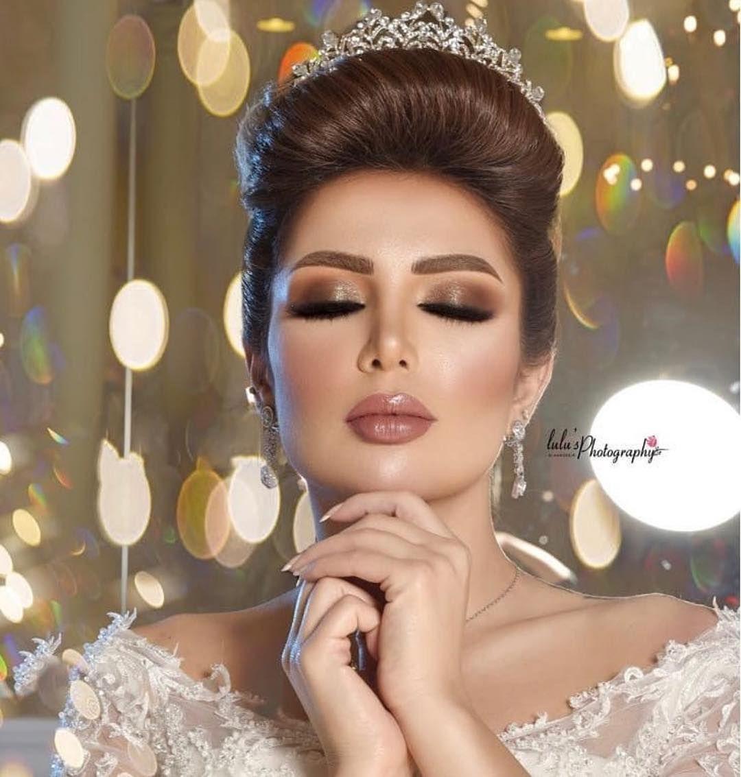 من احب اللوكات على قلبي وأكترها طلبا من عرايسي السعودية الرياض Saudi Arabia جدة Jeddah Makeupar Bridal Makeup Bridesmaid Makeup Bride Makeup