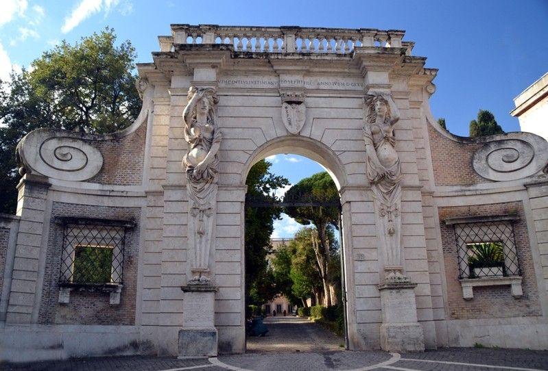 Villa Celimontana Istanti di bellezza Вилла