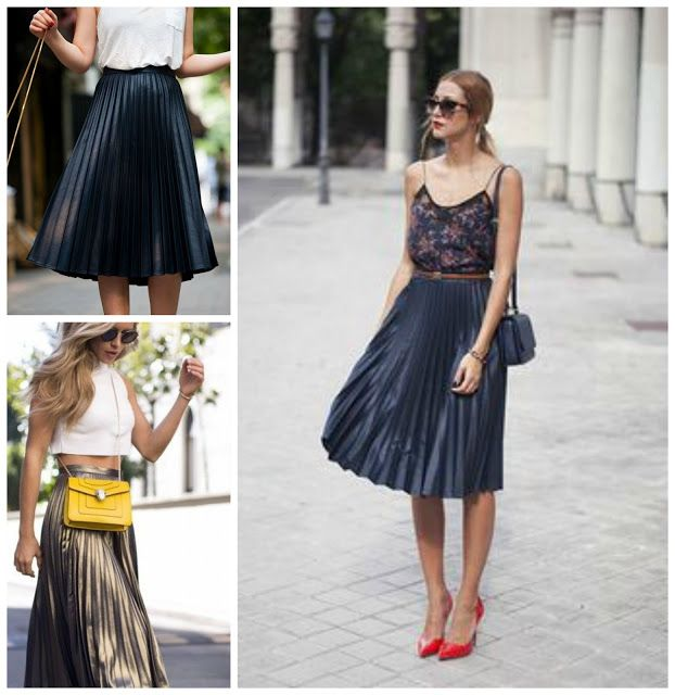 Gorgeous! #skirt #midiskirt #fashion #look #style #ootd #outfit