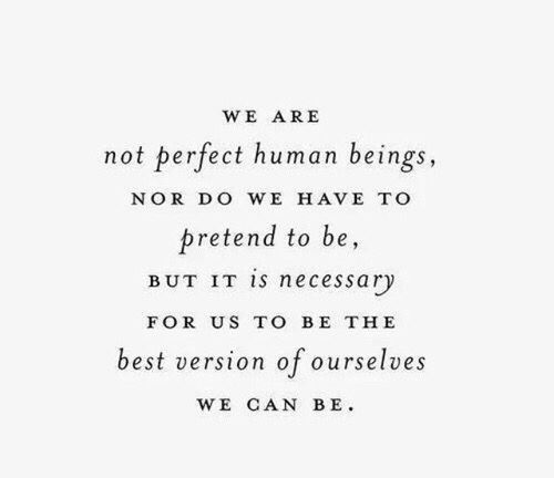 always be your best self