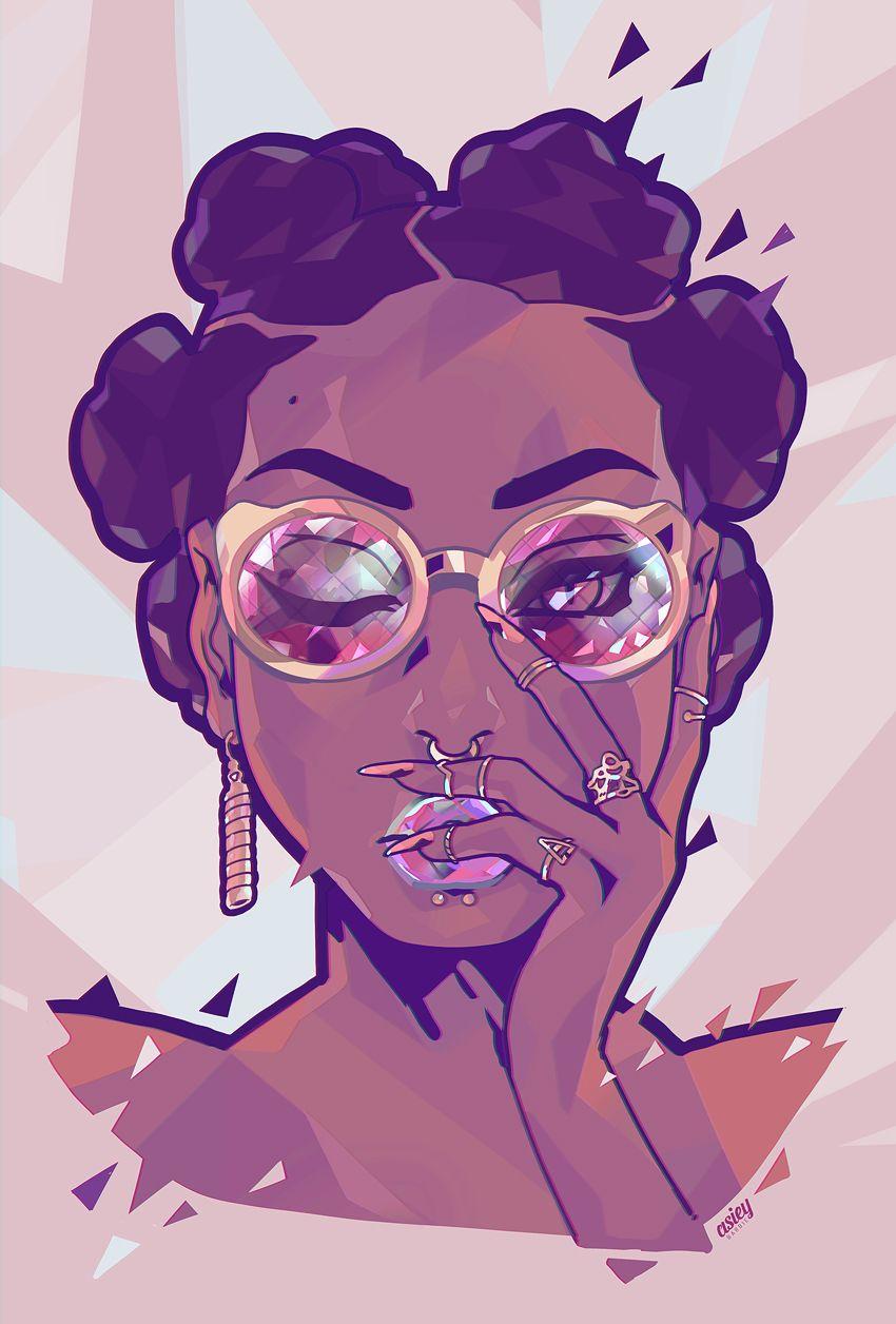Epingle Sur Black Girl