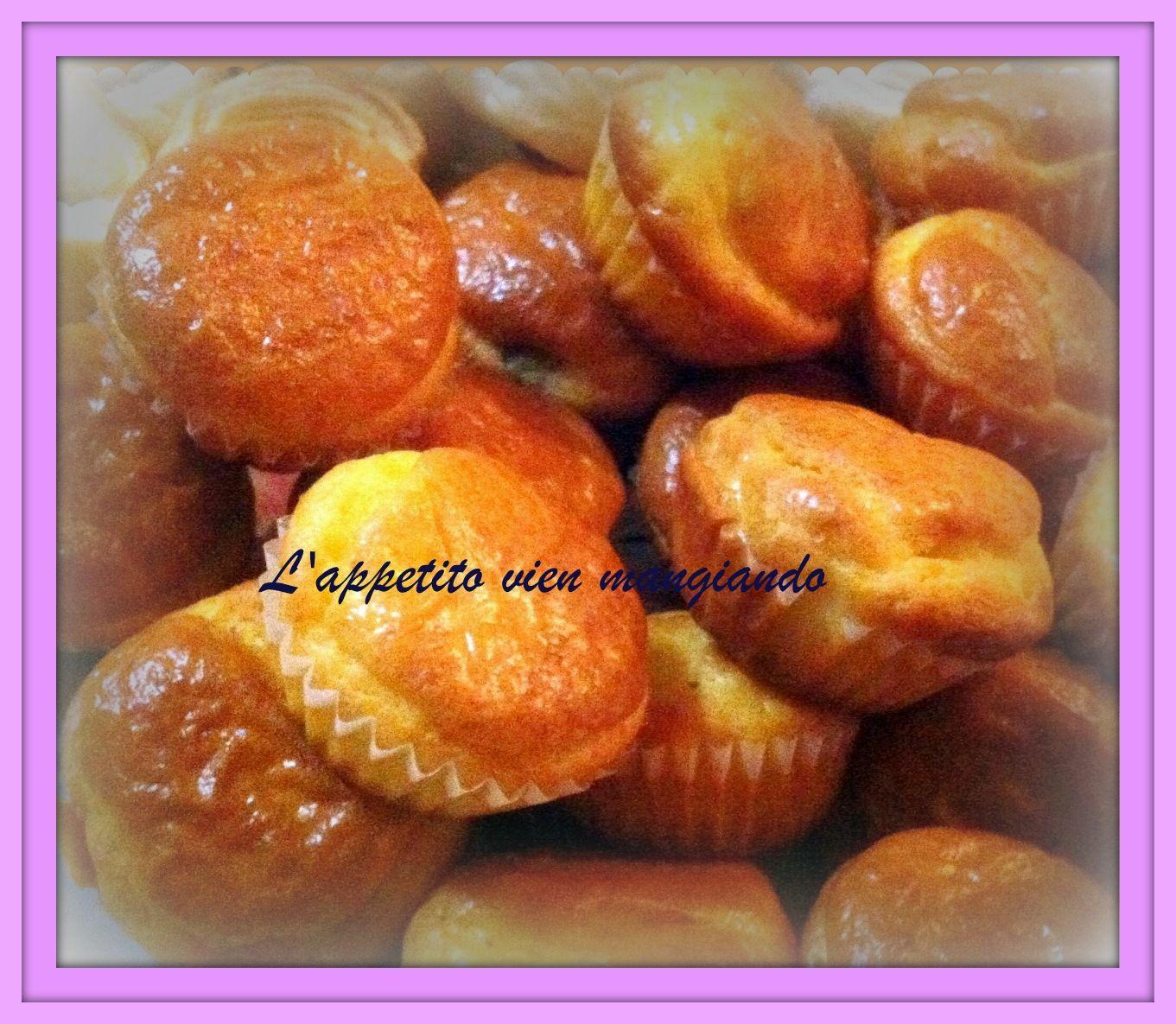 Muffin Alle Olive... Un Antipasto Veloce | Ricetta ...
