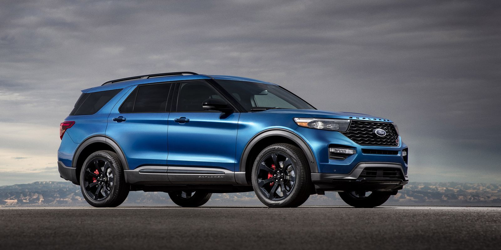 The 2020 Ford Explorer St Has 400 Hp And Awd 2020 Ford Explorer