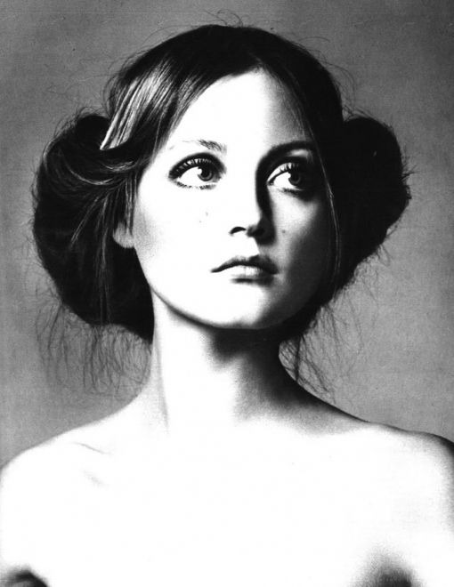 Ingrid Boulting by alex chatelain 1970