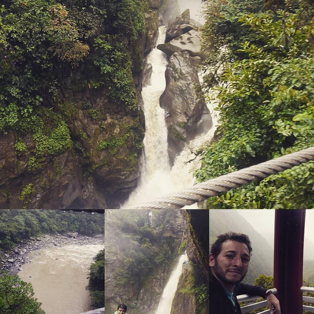 La Cascada del Pailon #Ecuador