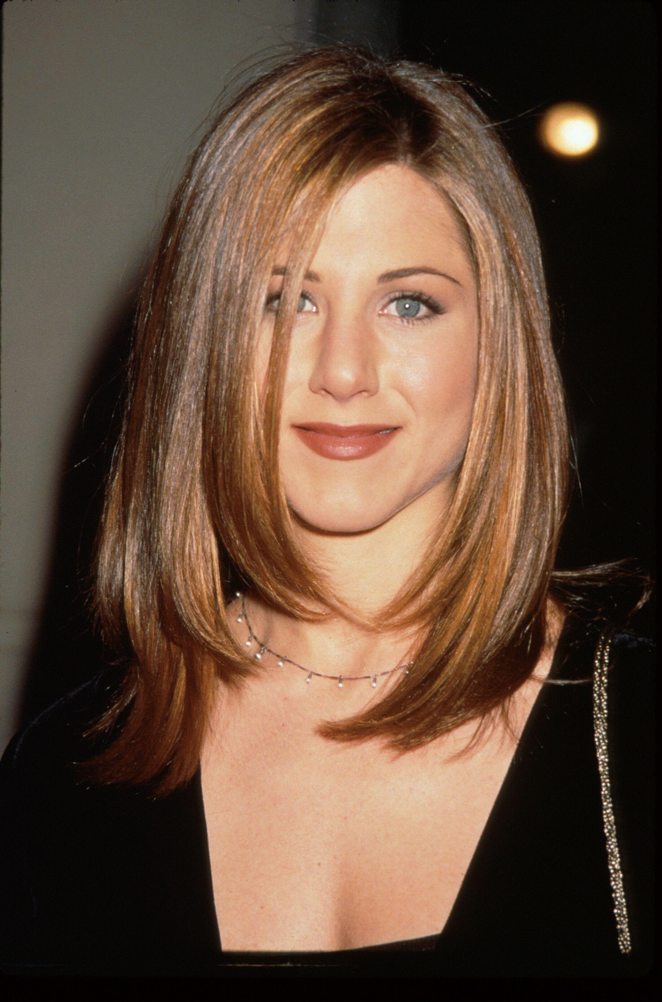 Jennifer Aniston Frisur 25 Stil Personifizierte Jennifer Aniston