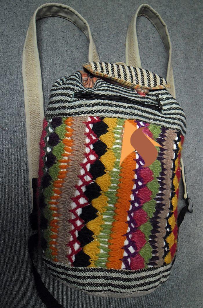 Crochet Bags Natural Hemp Crochet Bag Projects Hemp Natural