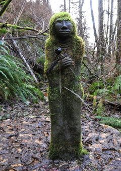 Trail along Oregon Coast near Yachats connects communities, cultures