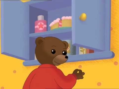 Petit ours brun a des petits malheurs dessins anim s dessin anim enfance petit ours brun - Petit ours dessin anime ...
