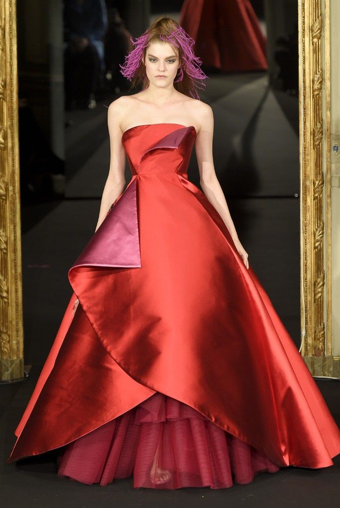Alexis Mabille Couture Spring 2015 - Slideshow - Runway, Fashion Week, Fashion Shows, Reviews and Fashion Images - WWD.com