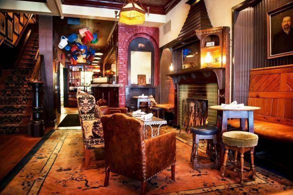 The Dandelion Philadelphia Rittenhouse Square Restaurant Menus And Reviews