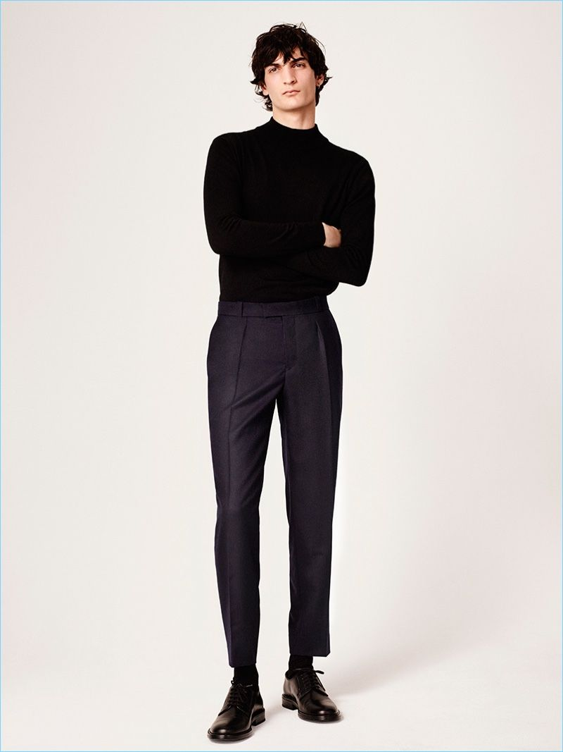 Zara collection hommes Automne Hiver 2016 2017 Lookbook 2