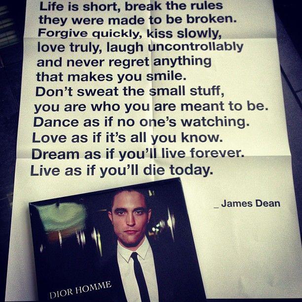 James Dean Love Quotes. QuotesGram