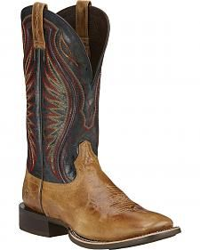 cc75059d3cb Ariat Rodeo Warrior Cowboy Boots - Square Toe | Stuff to Buy in 2019 ...
