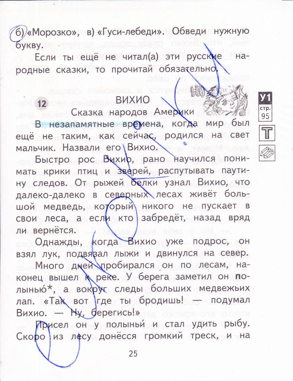 Дом задание по русскому 4 класс зеленина