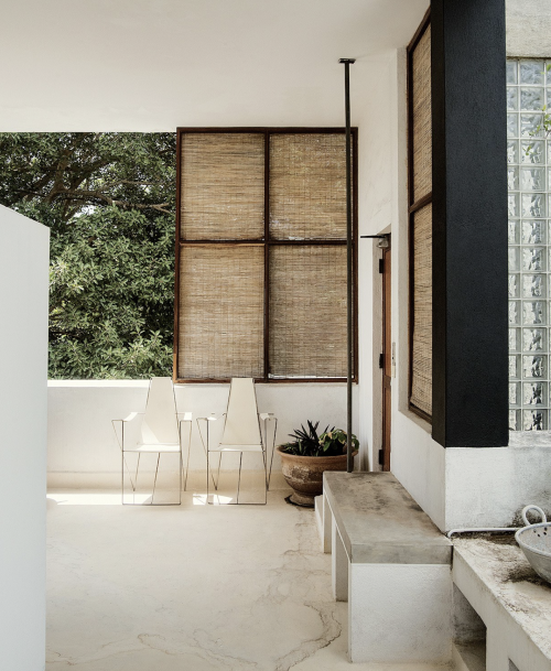 Geoffrey Bawa S Tropical Modernism Interior Architecture Design