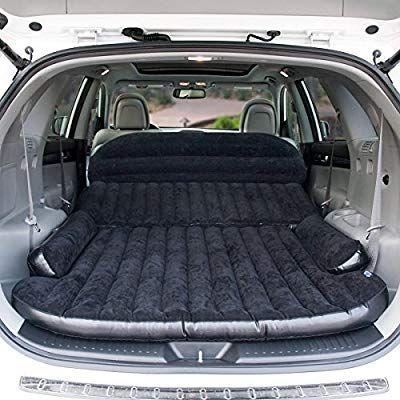 zoiibuy matelas gonflable double lit de voiture portable. Black Bedroom Furniture Sets. Home Design Ideas