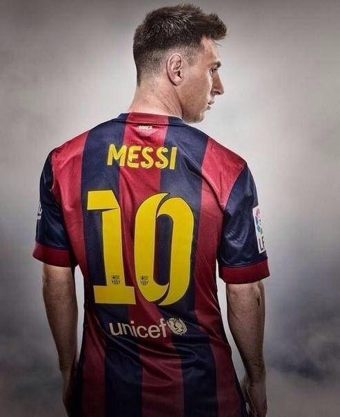 Messi back crazyformessiyeahyeahyeah pinterest messi lionel messi back voltagebd Gallery