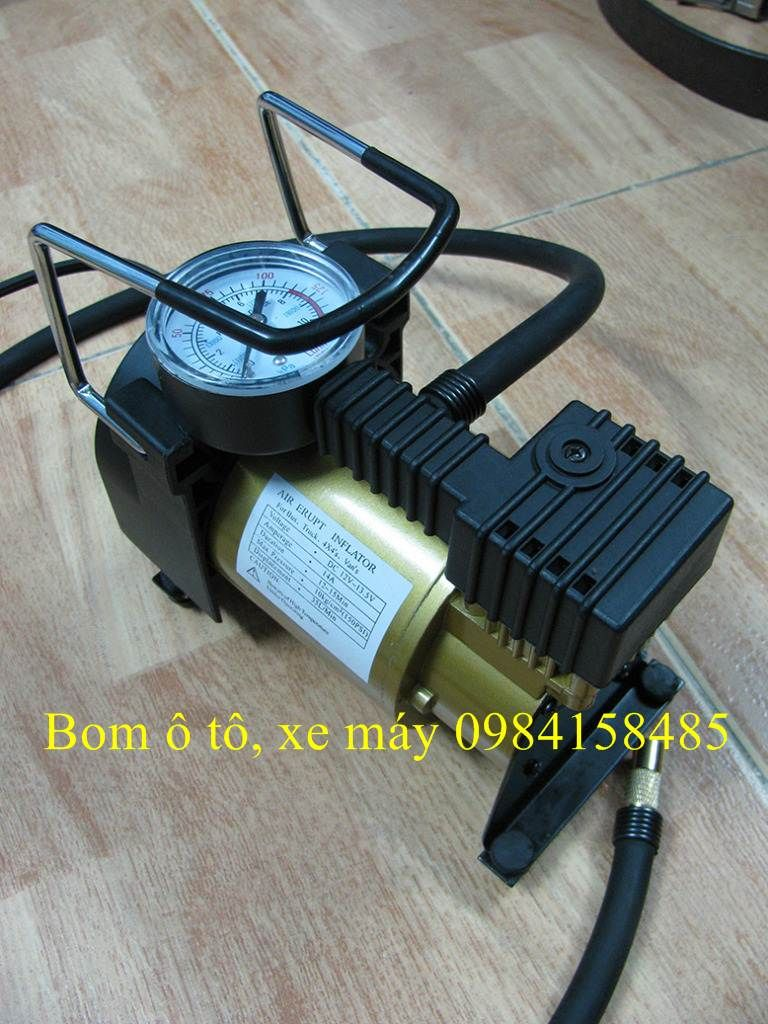 Chuyên cung cấp các loại bơm điện ô tô, bơm xe máy giá tốt nhất