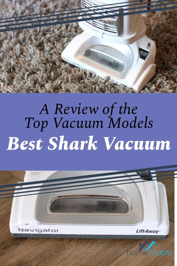 See The Best Shark Vacuum For Every Situation Including