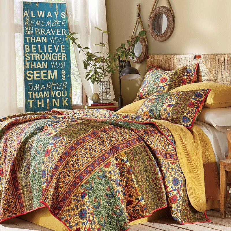 Bedroom Interior Design Ideas Bed spreads, King size
