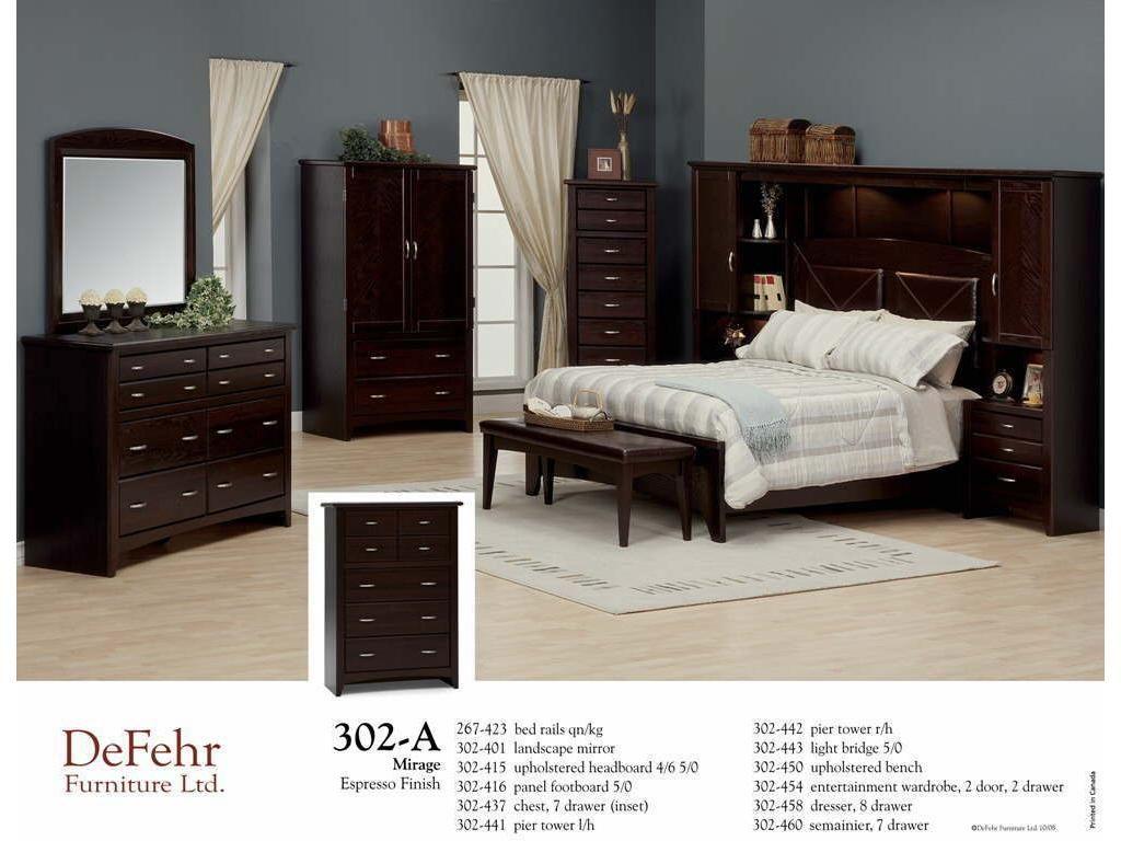 Defehr Furniture Bedroom Dresser 302 458   Sims Furniture LTD   Red Deer, AB