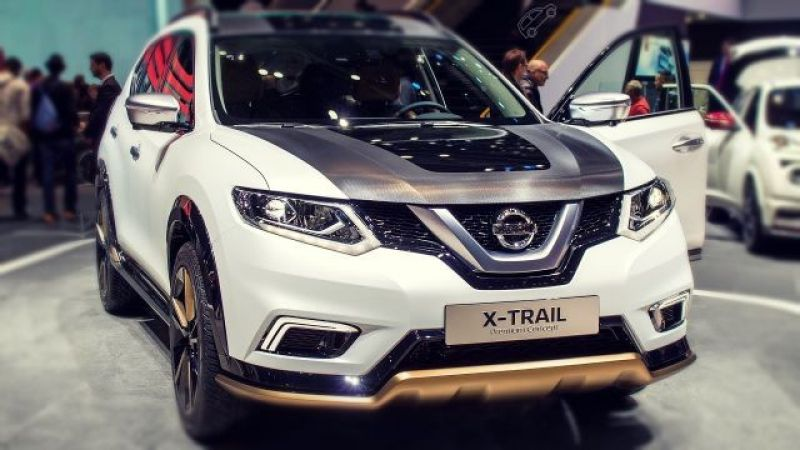 Next Gen 2020 Nissan X Trail To Be More Modernized With Images