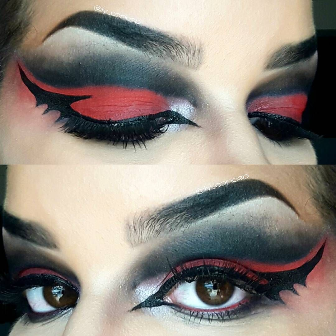 This Is the Halloween Makeup Trend to Try if You Don't