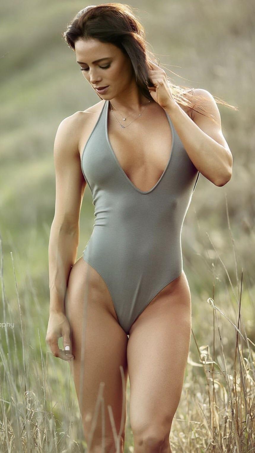 young girl bikini mound