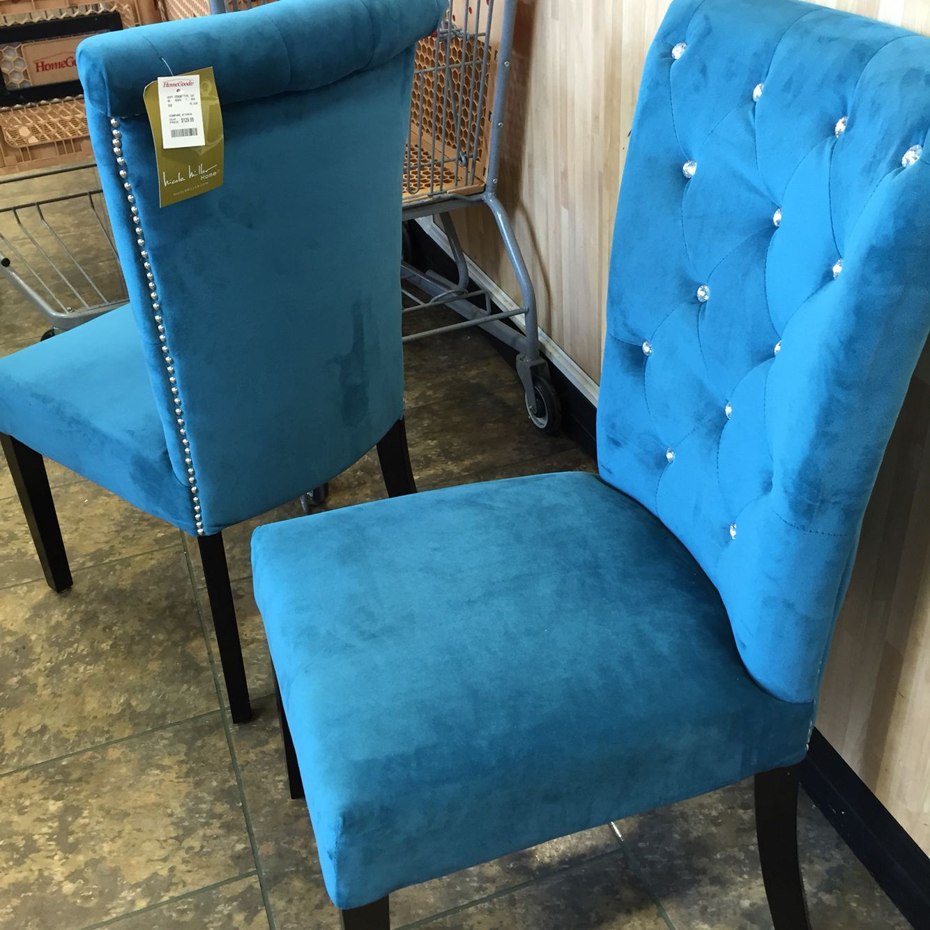 My ohhhhhh my what a steal I got for these bad boys   Home Goods in  Brooklyn s very own Flatbush Junction location the other day love these  chairs I had to. My ohhhhhh my what a steal I got for these bad boys   Home Goods