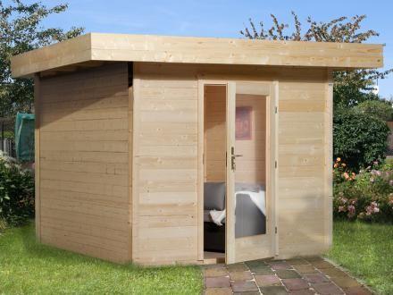 Gartenhaus Ede 1 1150 € B235xT210 cm, 28 mm, mit
