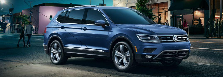 2019 Vw Tiguan Volkswagen Best Luxury Cars Best New Cars