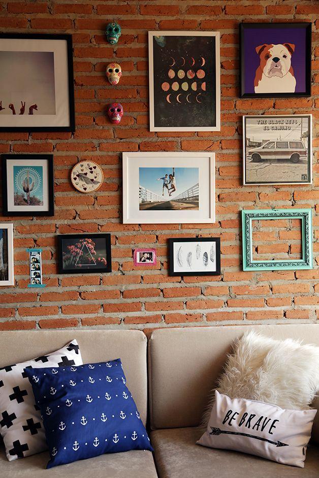 5 dicas para decorar qualquer ambiente muda sof e ambiente - Placas para decorar paredes ...