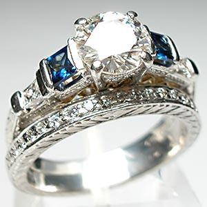 bridalweddingringswhitegoldringsdiamondringsengagementrings