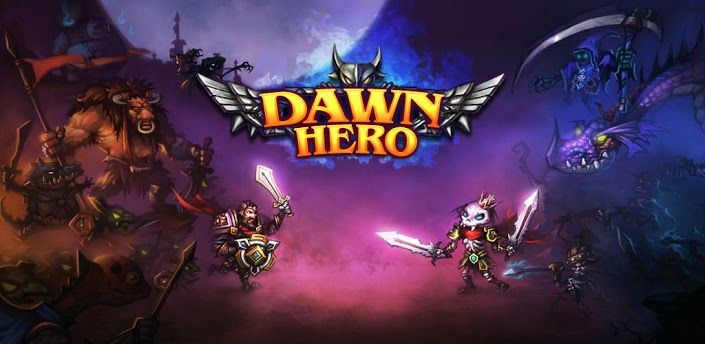 Dawn Hero V1 0 4 Frenzy Android Hero Best Android Games Undead