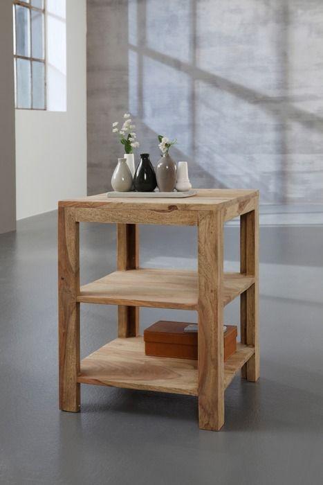 Regal - Yoga - Sheesham - Wolf Möbel | Online kaufen bei Segmüller