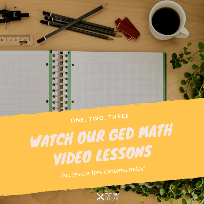 We have free math video lessons that you can watch any time! Access ...