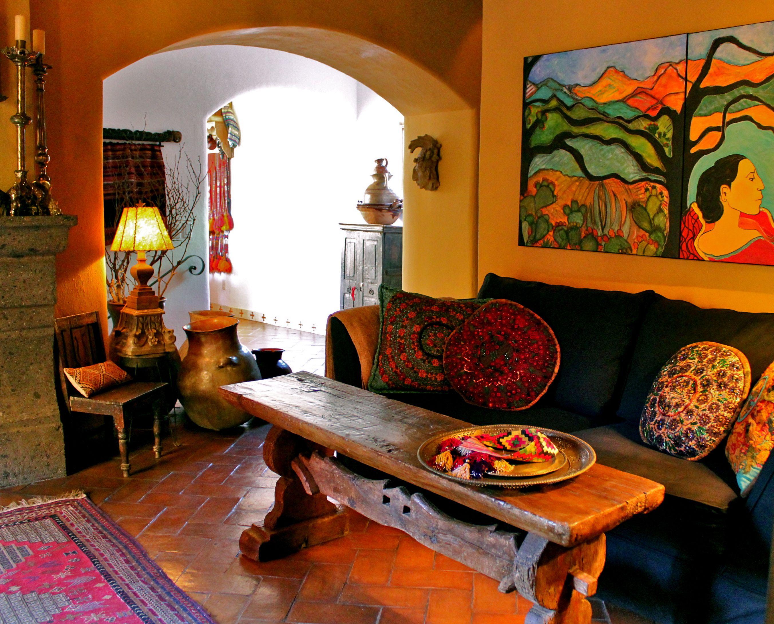 Album - Google+   Mexican home decor, Mexican living rooms ...