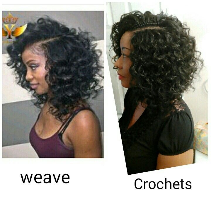 Crochet Braids By Camedra With Images Curly Crochet Hair